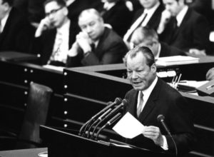 Willy Brandt, Bundeskanzler, 1971