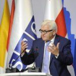 August 2016: Frank-Walter Steinmeier fordert Neustart der Rüstungskontrolle