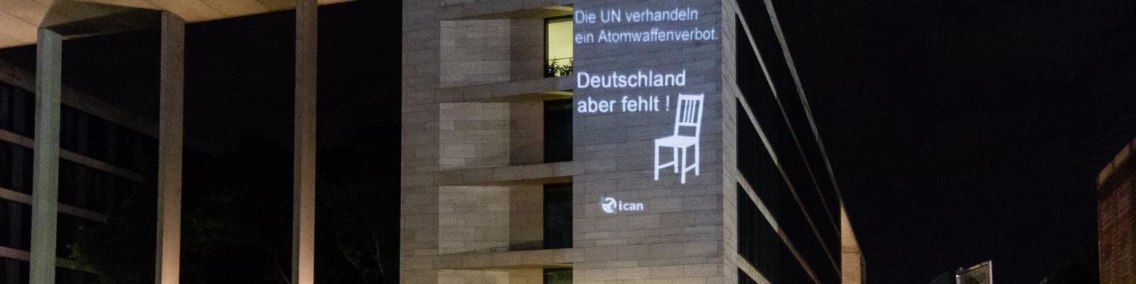 Umfrage: 75 Prozent wollen deutsche Beteiligung an UN-Verhandlungen zu Atomwaffen-Verbot