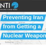 NTI-Studie: Was passiert, wenn das Iran-Abkommen zerfällt?