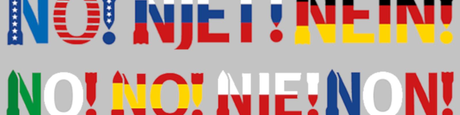 Rettet den INF-Vertrag! Aktionen am 01. und 02. Februar, weiterhin Unterschriftenaktion der Friedensbewegung