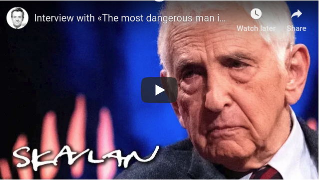 Interview mit Daniel Ellsberg (Video)
