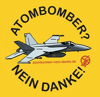 ICAN Petition 'Atombomber? Nein Danke!'