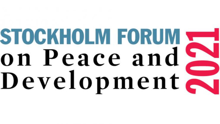 Stockholm Forum for Peace and Development Logo